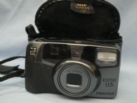 * 75 Years Limited Edition * Pentax ESPIO 115 Camera Cased -GUCCI CASE- £34.99